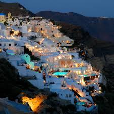 wonderful katikies hotel in oia santorini greece
