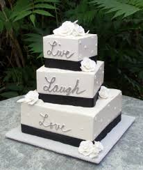 square wedding cakes beautiful wedding cake for a celebration pictures of simple