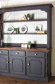 dining room hutch ideas how to decorate a dining room hutch home design and pictures