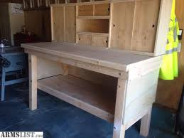 Work Bench For Sale Armslist For Sale Gun Reloading Bench Table Strong Dose Have