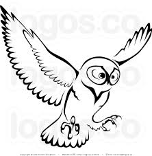 owl clipart logo pencil and in color owl clipart logo
