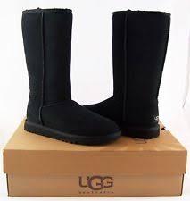 s ugg australia black boots ugg australia 5815 black 100 authentic 7 ebay