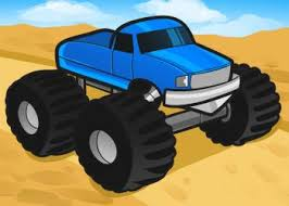 how to draw how to draw a monster truck for kids hellokids com