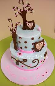 baby shower owl cakes baby shower cake ideas owls owl bbshower top 330172844 large
