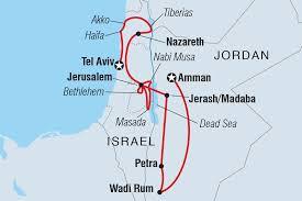 Jordan Country Map Explore Jordan Israel U0026 The Palestinian Territories Jordan