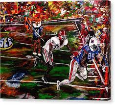 hare stadium canvas prints america