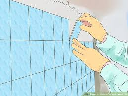Installing Ceramic Wall Tile How To Install Ceramic Wall Tile 13 Steps With Pictures