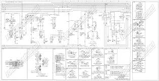 1973 1979 ford truck wiring diagrams u0026 schematics fordification net