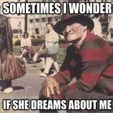 Lonely Meme - feeling lonely is a nightmare meme guy