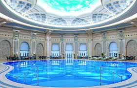 luxury male spa in riyadh the ritz carlton riyadh
