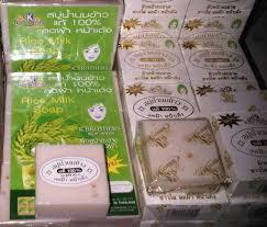 Sabun Thailand sabun beras thailand untuk muka harga murah