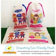 personalized goodie bags personalized birthday party favor goodie bag with name singapore