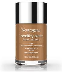 cosmetics makeup foundation concealer lipstick neutrogena