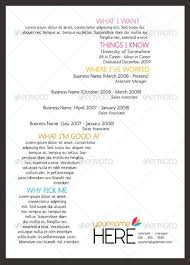 Resume Examples Graphic Designer by 281 Best Graphic Design Resume Images On Pinterest Resume Ideas