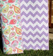 Paisley Crib Bedding by Sale Paisley Baby Quilt Infant Toddler Crib Bedding Cot
