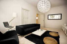 Black Sofa Living Room Projects Idea Of Black Living Room Ideas Simple Decoration