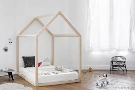 chambre design enfant lit cabane enfant cocoeko