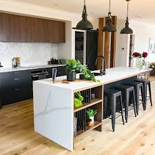 black kitchen cabinets nz precision homes nz in 2021 kitchen decor inspiration