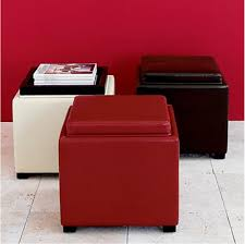 red decor style at home