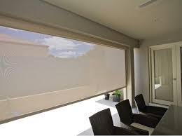 External Awning Blinds Zip Screen Awnings Noosa Screens And Curtains Screens Blinds