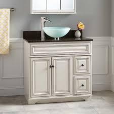 36 vessel sink vanity 36 misschon vessel sink vanity antique white vessel sink vanity