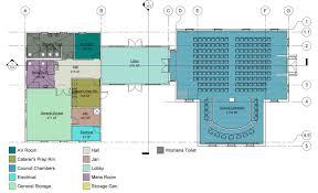 Public Building Floor Plans The Novato Review New City Hall Design Accomodates Public Use