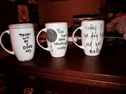 these are so cute what a great way to start your morning diy