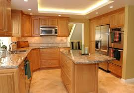 Rustic Light Cherry Kitchen Cabinets  READINGWORKS Furniture - Light cherry kitchen cabinets