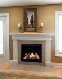 Gas Fireplace Mantle by Best 20 Vented Gas Fireplace Ideas On Pinterest Direct Vent Gas
