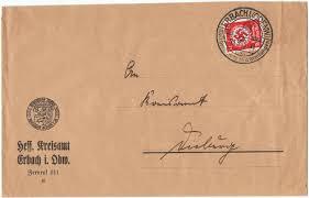 Postleitzahl Bad Nauheim Philaseiten De Werbestempel Von Kurorten