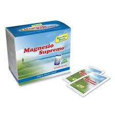 magnesio supremo bustine magnesio supremo bustine il miglio alimenti biologici