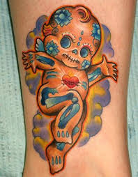 204 best day of the dead tattoos images on