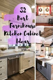 modern country kitchen with oak cabinets 32 farmhouse kitchen cabinet ideas best organizer