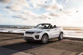 convertible land rover cost 2017 range rover evoque convertible first test motor trend