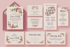 wedding invitation format sle wedding invite vertabox