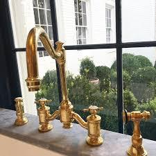 waterstone kitchen faucets 15 best bridge faucets images on bridges kitchen