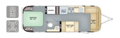 floorplans international serenity airstream
