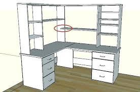 Built In Corner Desk Ideas Corner Desk Idea Custom Corner Desk Custom Computer Desk Ideas