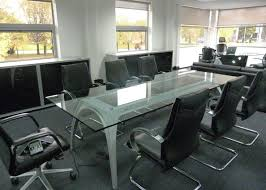 Glass Boardroom Tables 55 Best Boardroom Projects Images On Pinterest Boardroom Tables