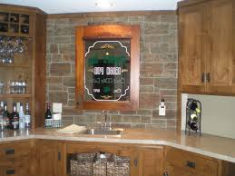 Oven Backsplash Backsplash Tile Stainless Steel Stove And Oven White