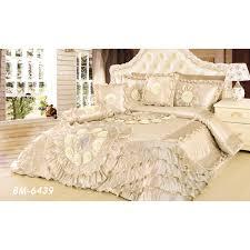 Elegant Comforter Sets Pleated Comforter Sets Beds Decoration