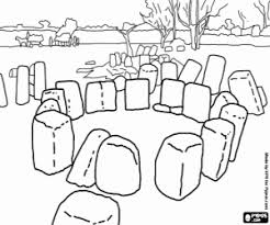 monuments sights africa coloring pages printable games