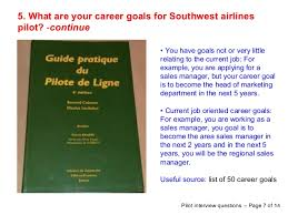 top 8 southwest airlines pilot interview questions answers