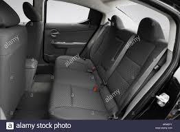 black 2008 dodge avenger 2008 dodge avenger se in black rear seats stock photo royalty