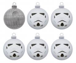 official wars ornaments bring the to your