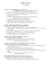 Sales Representative Resume Templates Advertising Sales Cover Letter Images Cover Letter Ideas