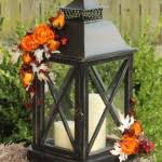 Lantern Centerpieces Copper Lantern Centerpieces Deer Pearl Flowers