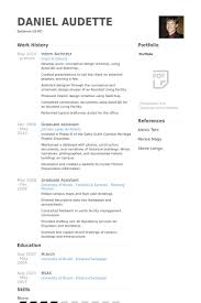 Resume For Architecture Student Internship In Architecture Wonderful 16 Architecture For