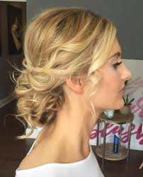 Hairdos For Thin Hair Pinterest | wavy blonde updo for thin hair hair tips and tricks pinterest