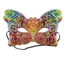 bulk mardi gras masks discounted mardi gras masks